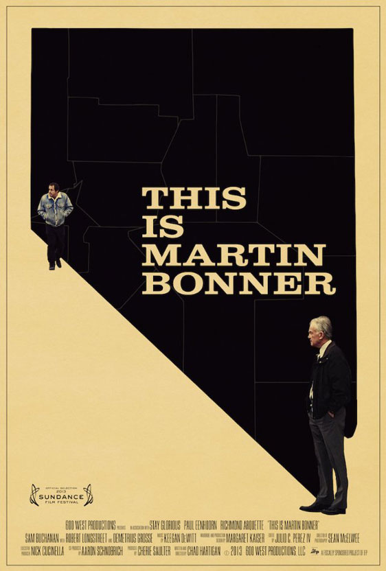 This Is Martin Bonner Poster