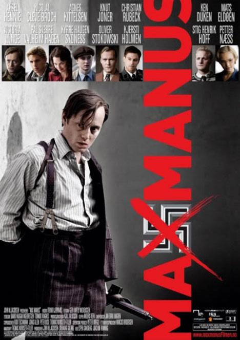 Max Manus Poster #3
