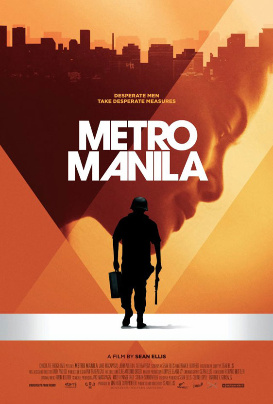 Metro Manila Poster #1