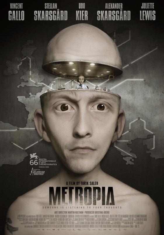 Metropia Poster