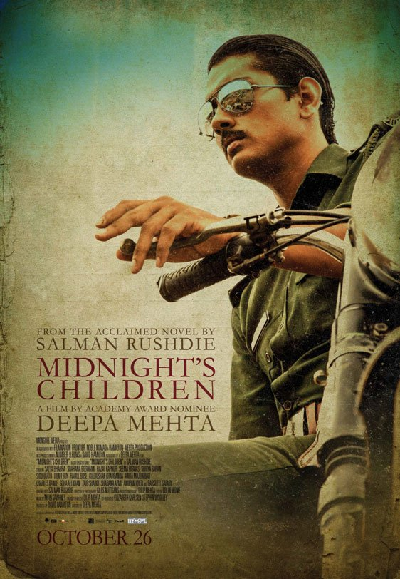 Midnight's Children Poster #2