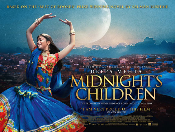 Midnight's Children Poster #6