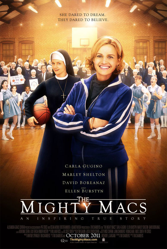 The Mighty Macs Poster #1