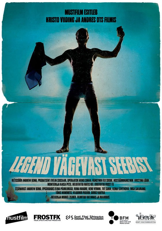 Legend of the Mighty Soap Poster #2