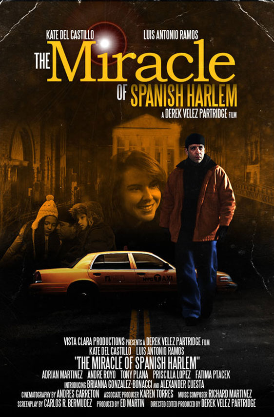 The Miracle of Spanish Harlem Poster