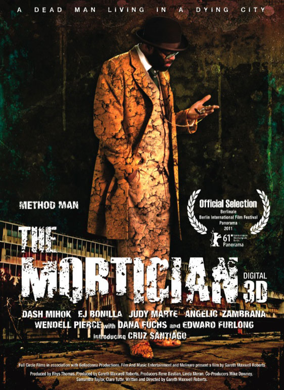 The Mortician Poster #1