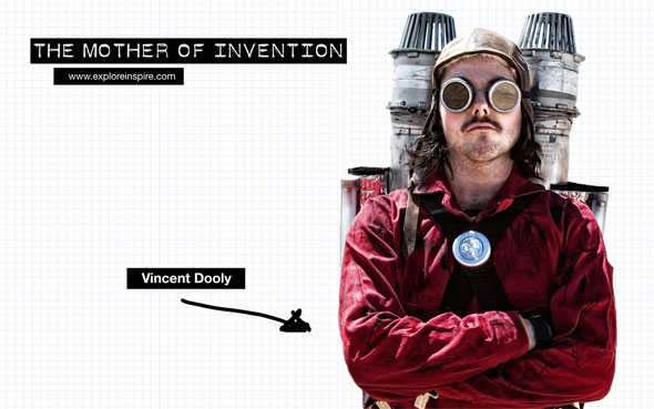 The Mother of Invention Poster #2