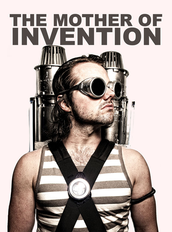 The Mother of Invention Poster #1
