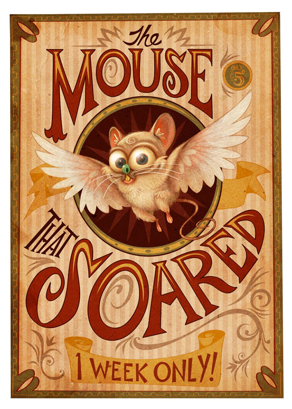 The Mouse That Soared Poster #1