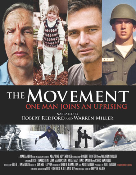 The Movement: One Man Joins an Uprising Poster