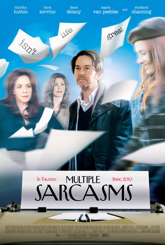 Multiple Sarcasms Poster #2