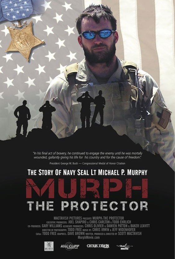 MURPH: The Protector Poster #1