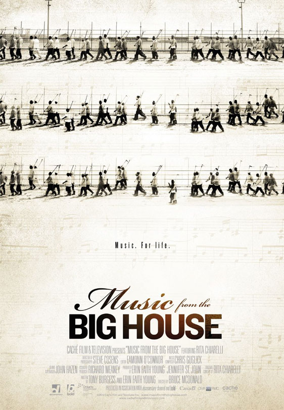 Music From the Big House Poster #1