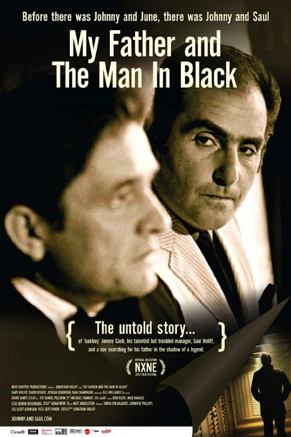 My Father and the Man in Black Poster #1