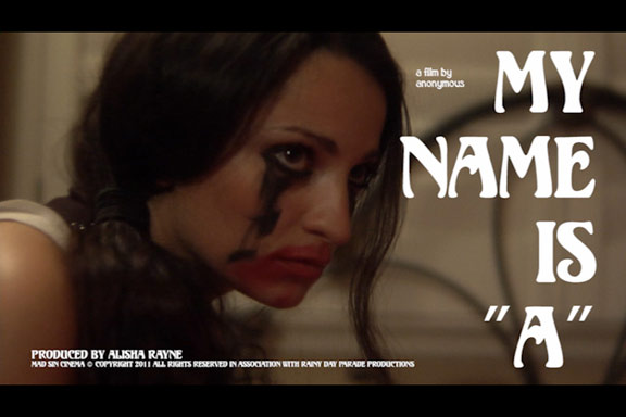 My Name is A Poster #2