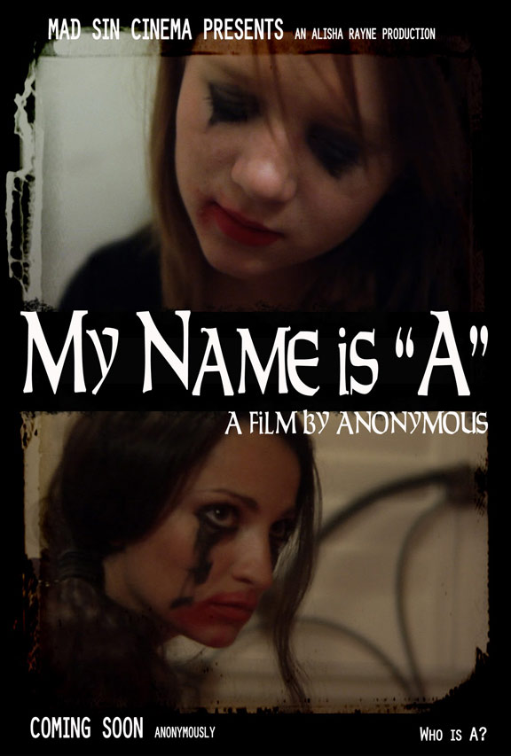 My Name is A Poster