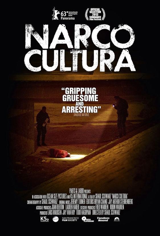 Narco Cultura Poster #2