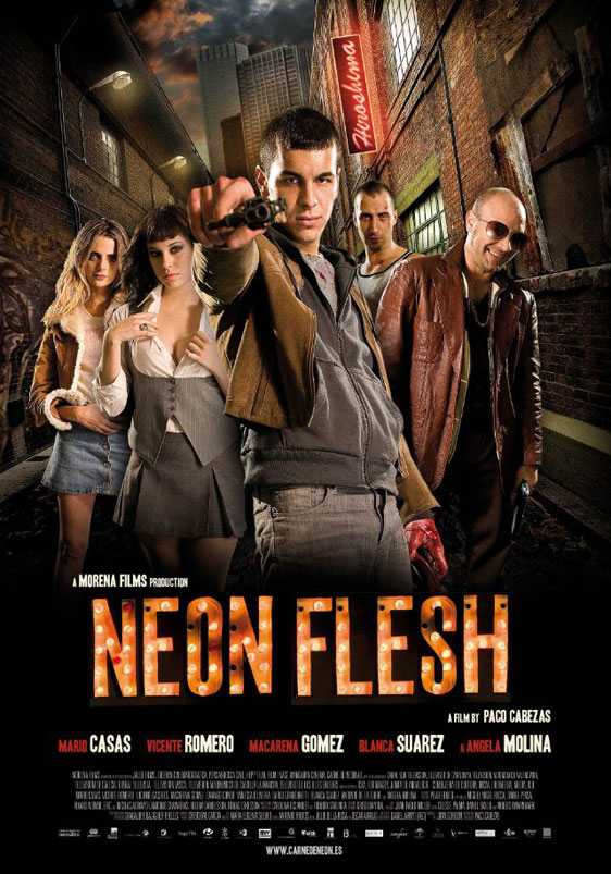 Neon Flesh (Carne de neón) Poster
