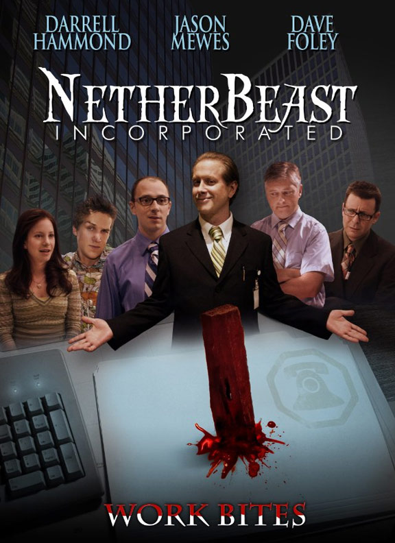 Netherbeast Incorporated Poster #1