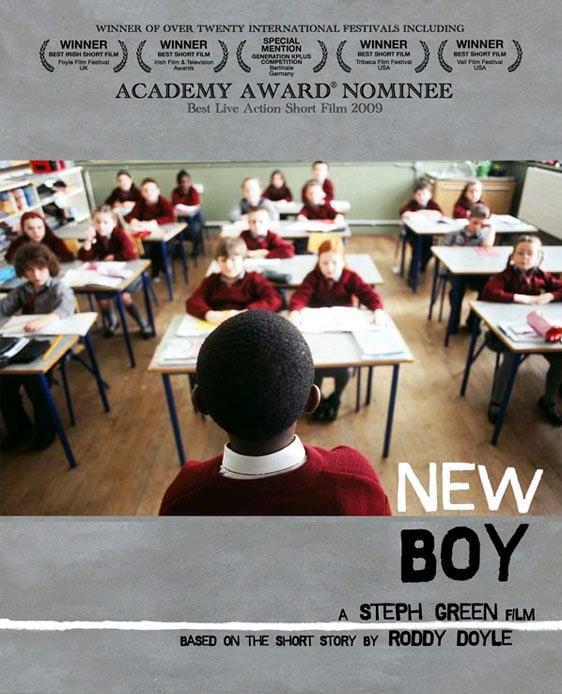 New Boy Poster