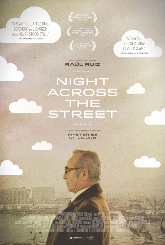 Night Across the Street (La noche de enfrente) Poster