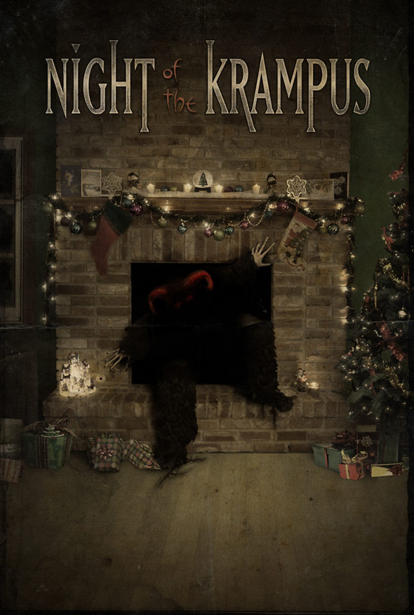 Night of the Krampus Poster