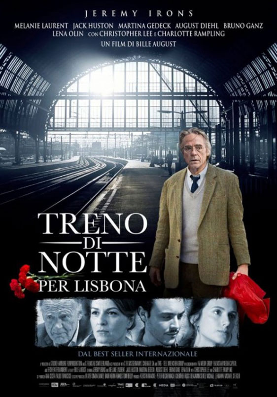Night Train to Lisbon Poster #3