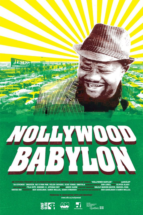 Nollywood Babylon Poster #1