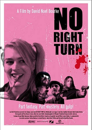 No Right Turn Poster #4