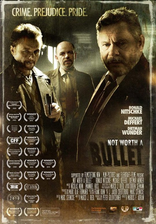 Not Worth a Bullet Poster #1