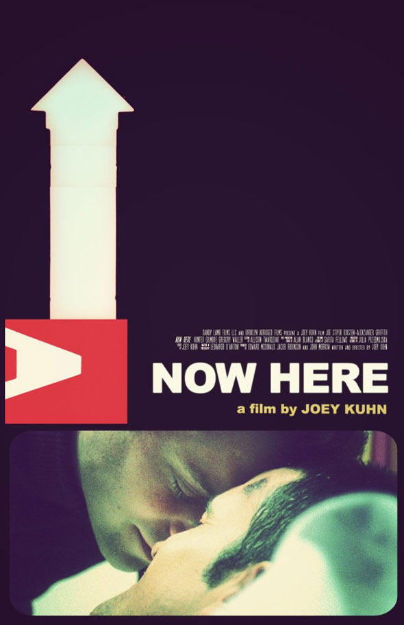 Now Here Poster #1