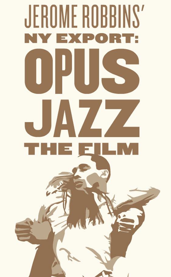 NY Export: Opus Jazz Poster