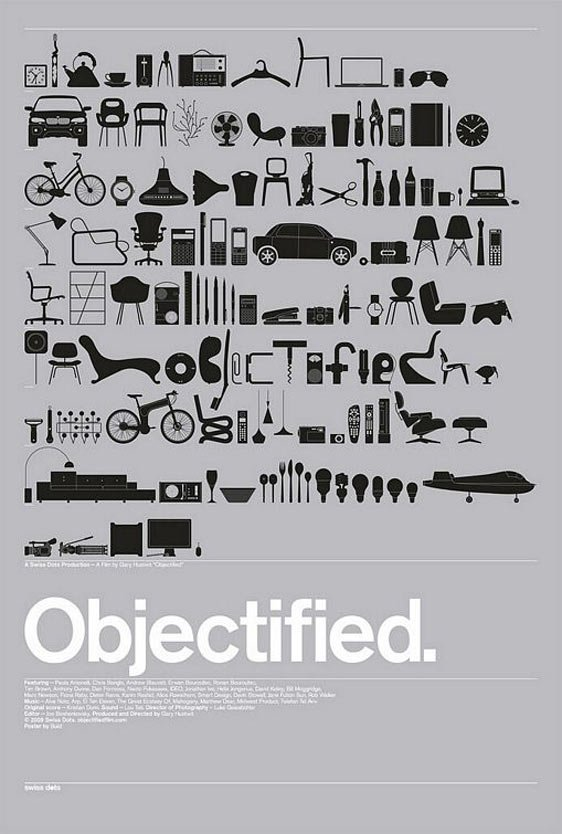Objectified Poster #2