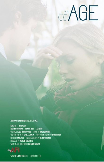 Of Age Poster #1