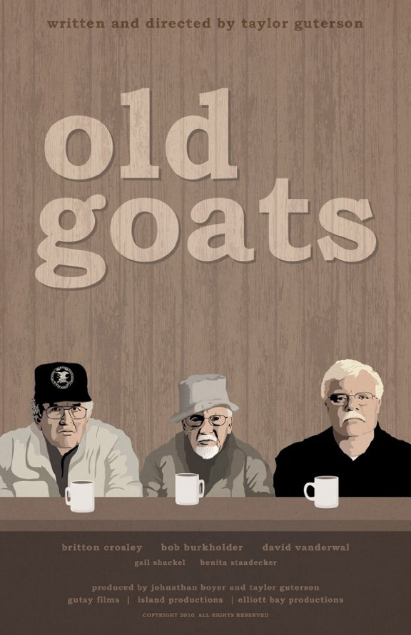 Old Goats Poster #1