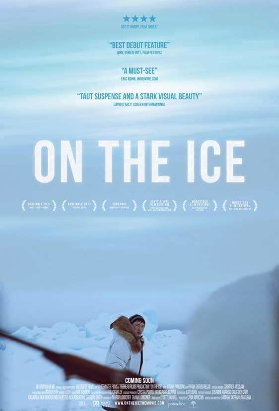 On the Ice Poster #1