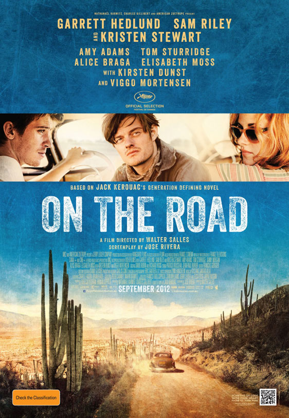 On the Road Poster #11
