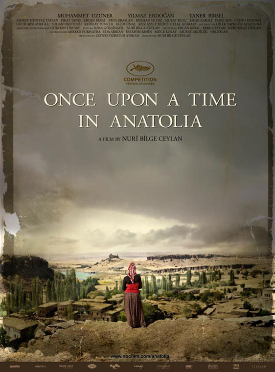 Once Upon a Time in Anatolia Poster #1