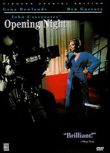 Opening Night Poster #2