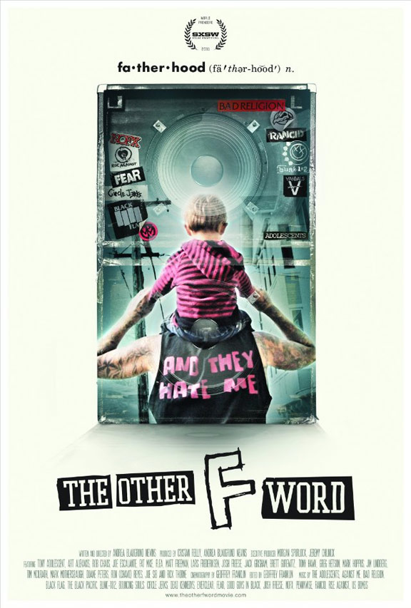 The Other F Word Poster #1