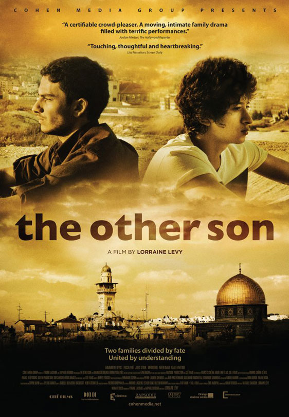 The Other Son (Le fils de l'autre) Poster