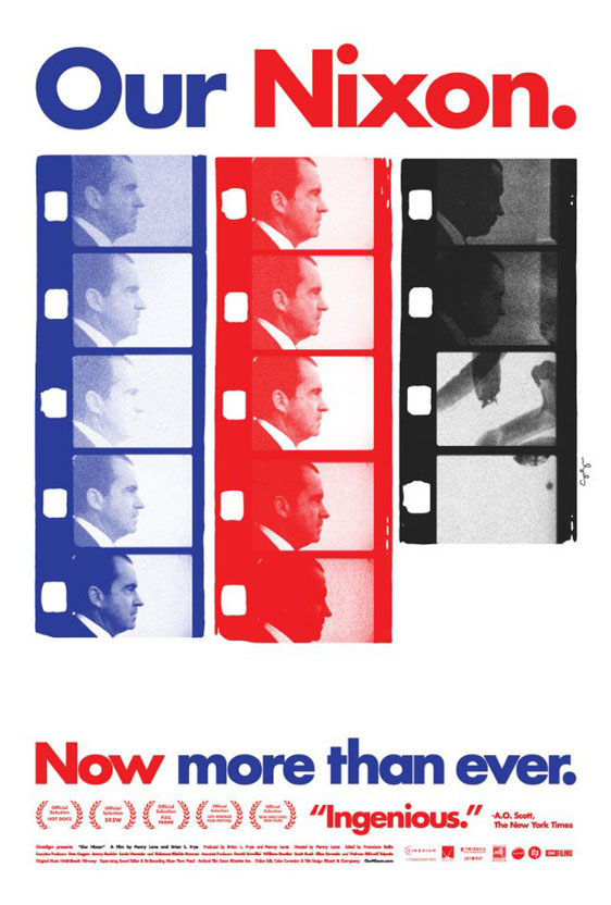 Our Nixon Poster