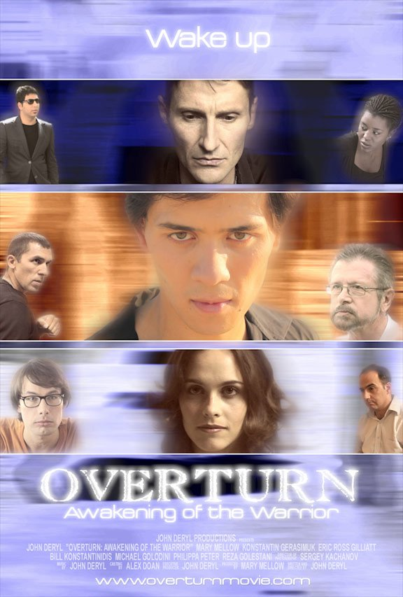 Overturn: Awakening of the Warrior Poster #1