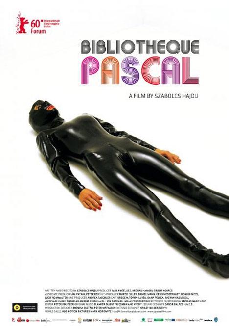 Bibliothèque Pascal Poster #1