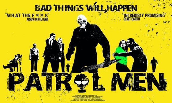 Patrol Men Poster #2