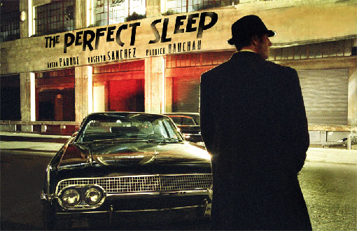Perfect Sleep Poster