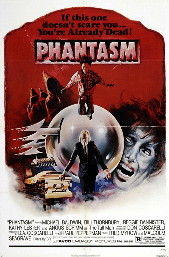 Phantasm Poster #1