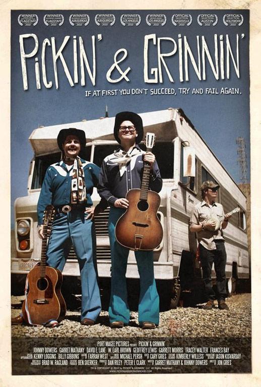 Pickin' & Grinnin' Poster #2