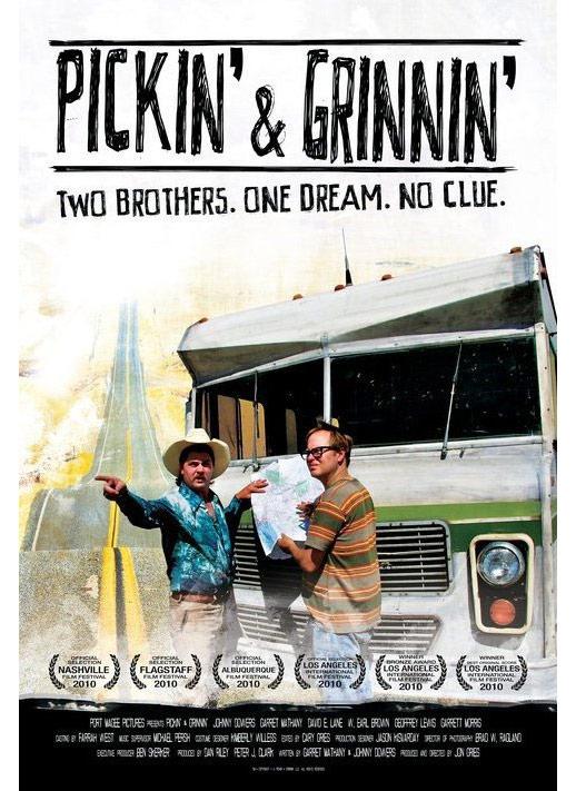 Pickin' & Grinnin' Poster