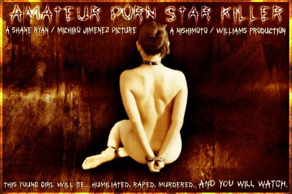Amateur Porn Star Killer Poster #2